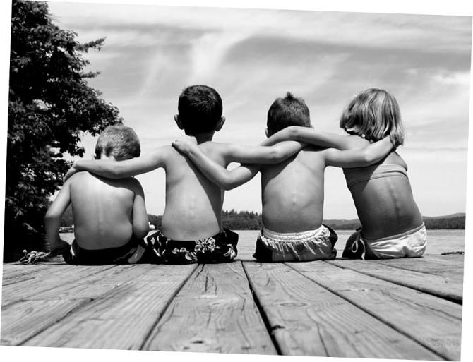 Família: irmãos em terra de filhos únicos