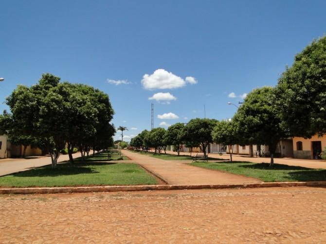 Brasília seria construída em Ibitira, será?