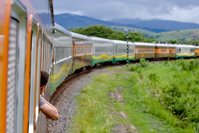 O que cabe no trajeto de trem entre BH e Vitória
