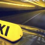 Corrida de táxi maluca em Belo Horizonte