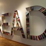 A ordem certa dos livros é a desordem