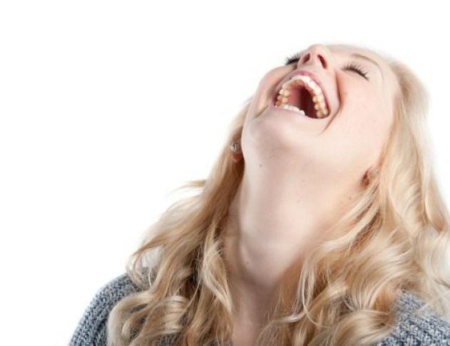 Rir, de balançar, é o melhor remédio