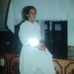 A santa canonizada pelo povo de Ibitira