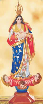 Santa Nossa Senhora da Abadia