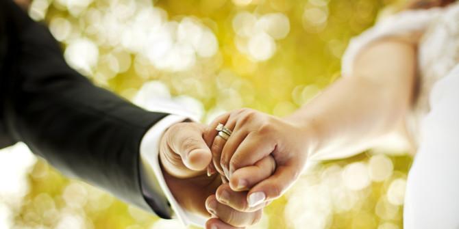 Casamento não planejado, mas desejado