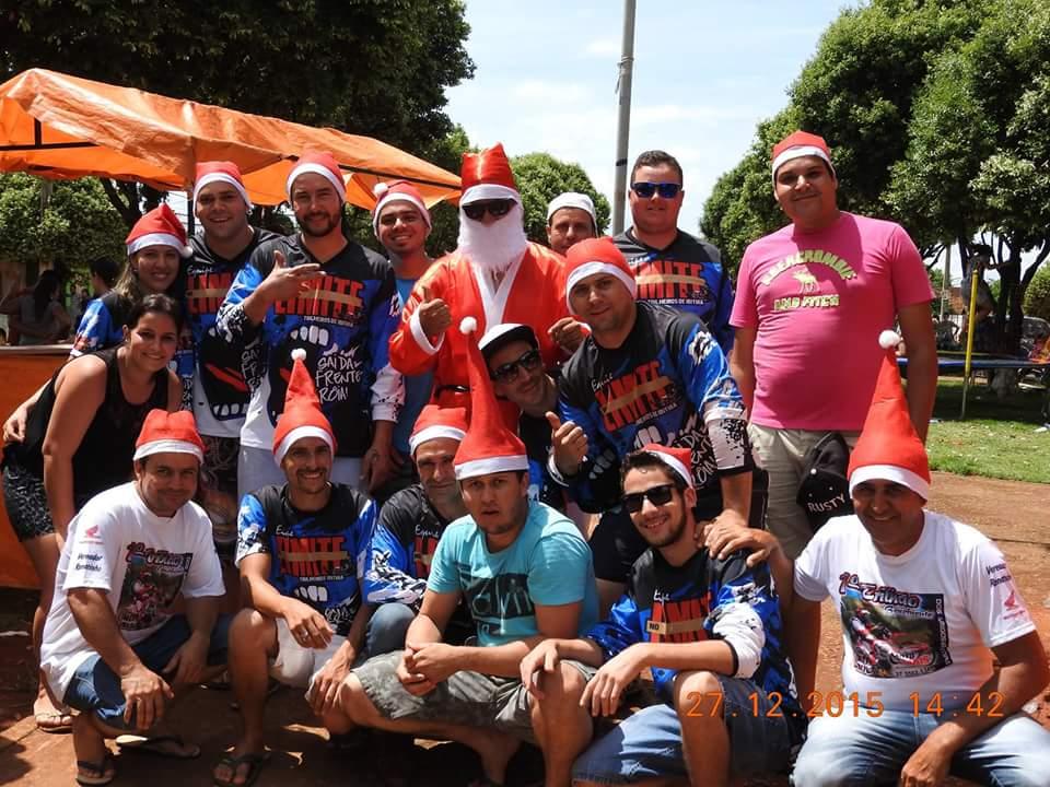 natal solidário em Ibitira