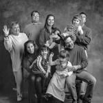 Amigos da família e família dos amigos