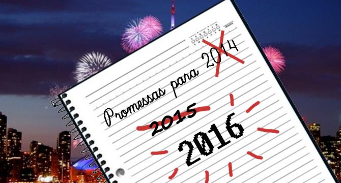 Promessas de Ano-Velho