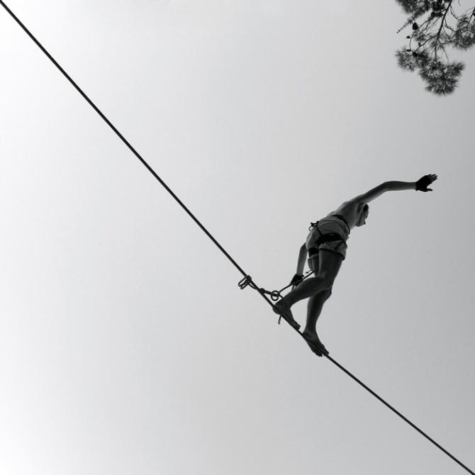 Intempestivo caminho do equilíbrio