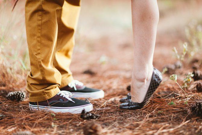 A praticidade do nosso amor