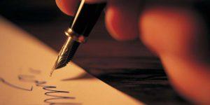 Escrever é se juntar a uma multidão