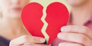 Quando o amor que vale a pena acaba